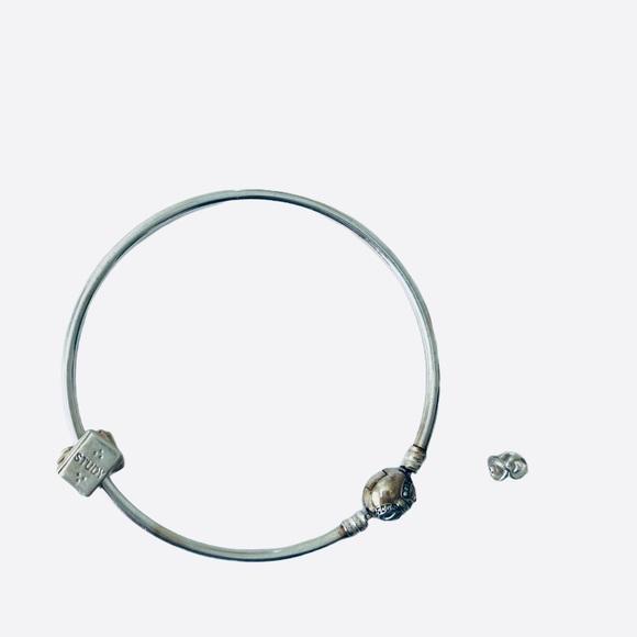 Pandora Jewelry Sale Pandora Bracelet Dainty Bow Infinity Study Poshmark
